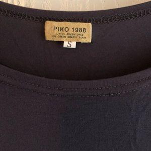Piko 1988 Tops - [Piko 1988] Long Sleeve Top